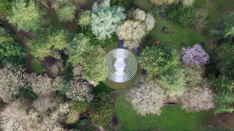 Đài tưởng niệm Sousse and Bardo ở công viên Cannon Hill của Birmingham-5
