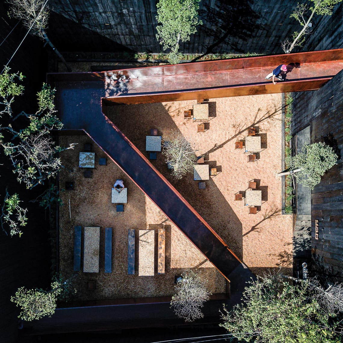 Nhà hàng Yam - Kể chuyện bằng kiến trúc-10