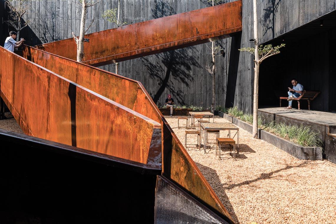 Nhà hàng Yam - Kể chuyện bằng kiến trúc-11