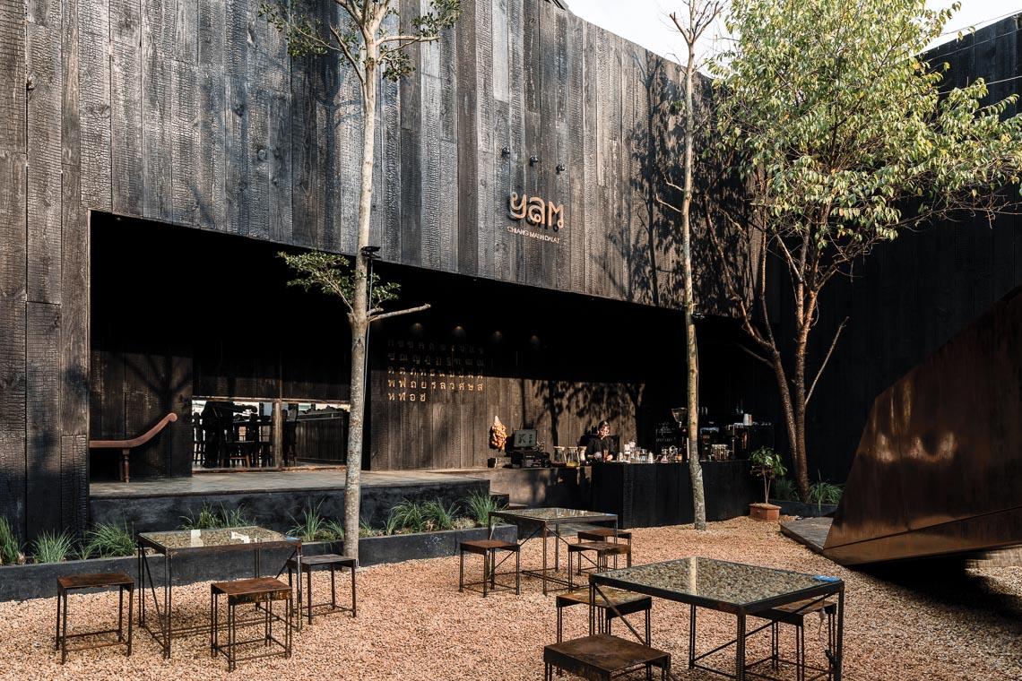 Nhà hàng Yam - Kể chuyện bằng kiến trúc-13a