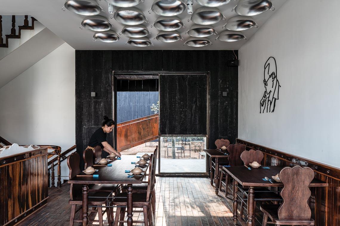 Nhà hàng Yam - Kể chuyện bằng kiến trúc-14