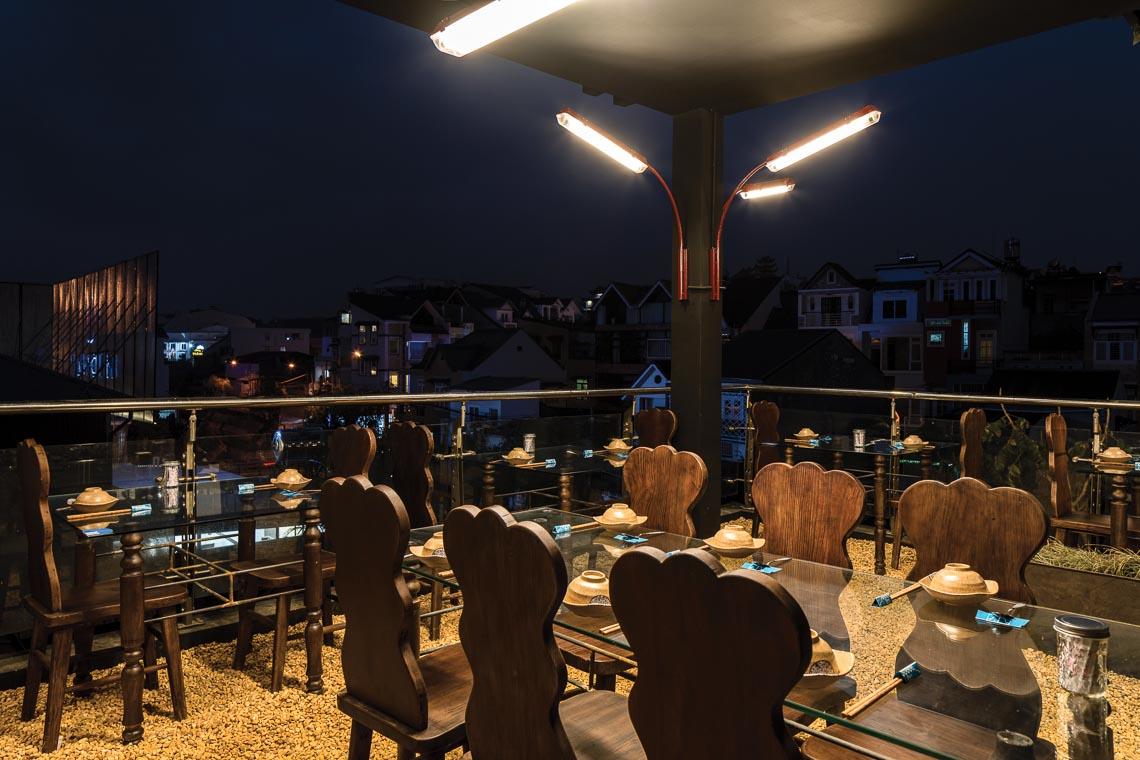 Nhà hàng Yam - Kể chuyện bằng kiến trúc-17