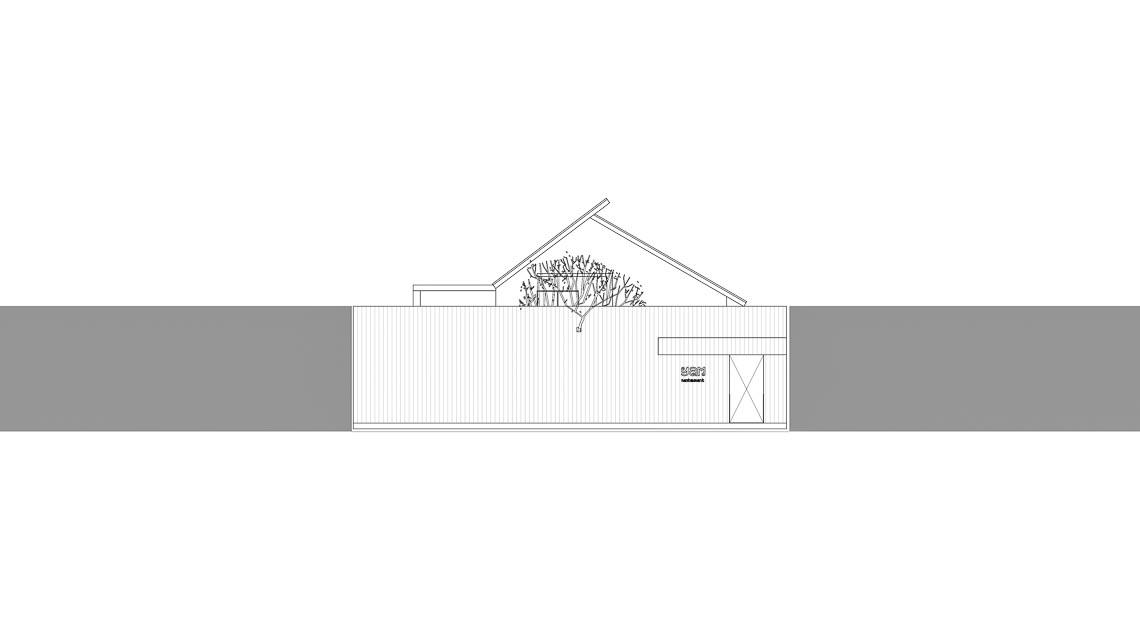 Nhà hàng Yam - Kể chuyện bằng kiến trúc-19