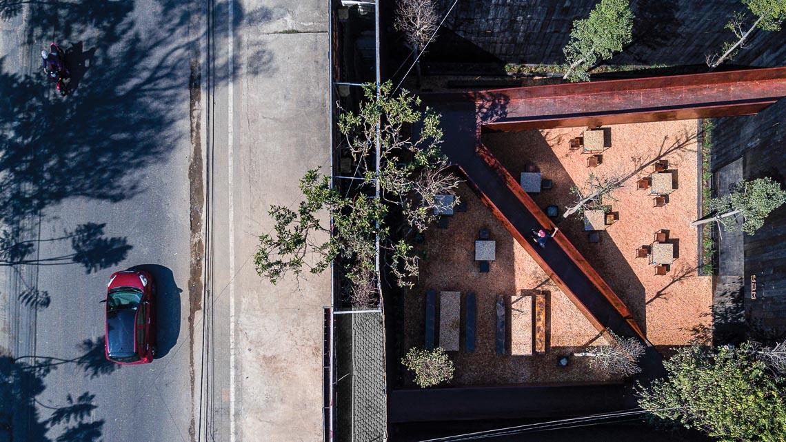 Nhà hàng Yam - Kể chuyện bằng kiến trúc-2