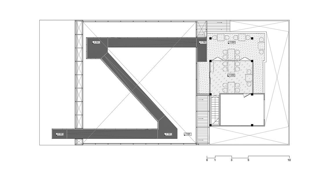 Nhà hàng Yam - Kể chuyện bằng kiến trúc-21