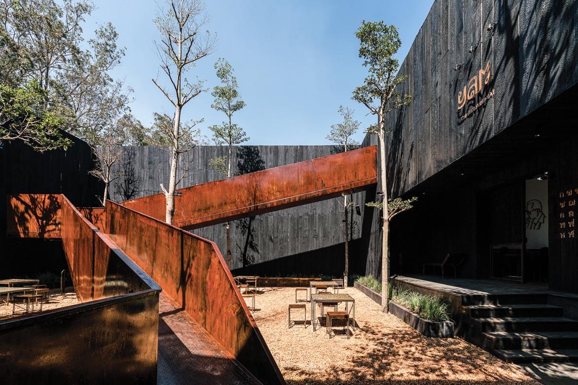 Nhà hàng Yam - Kể chuyện bằng kiến trúc-5