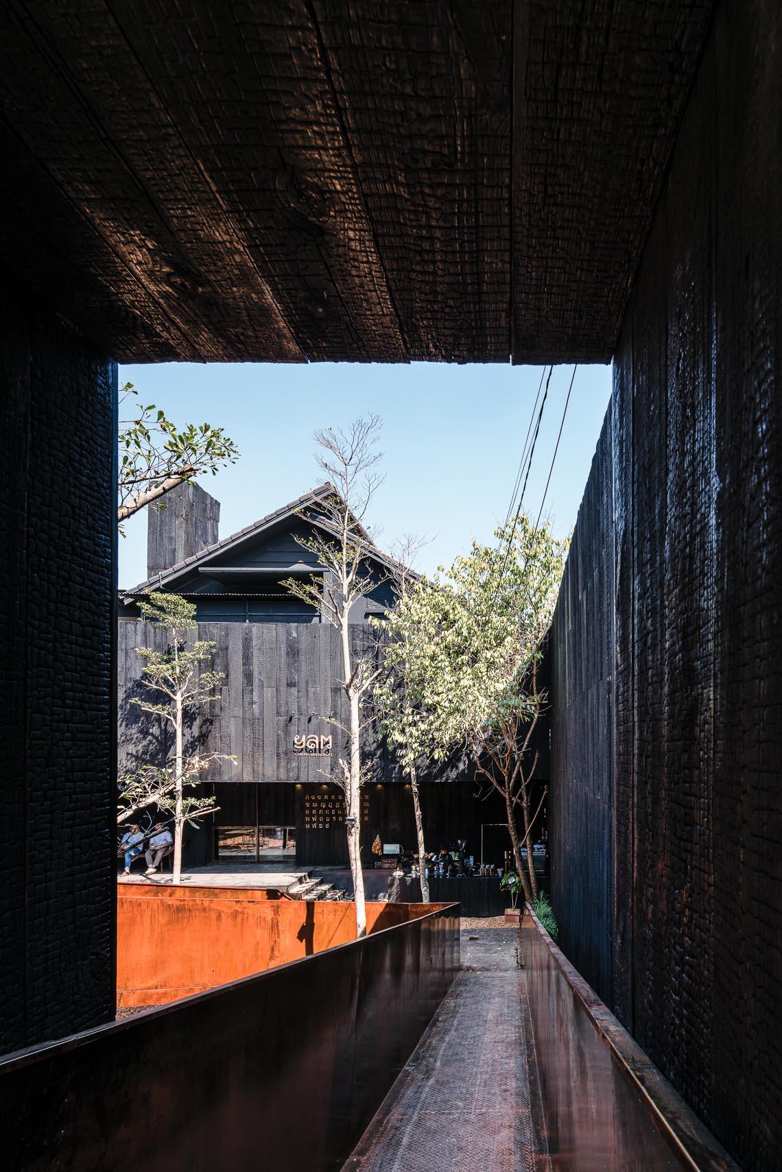 Nhà hàng Yam - Kể chuyện bằng kiến trúc-7