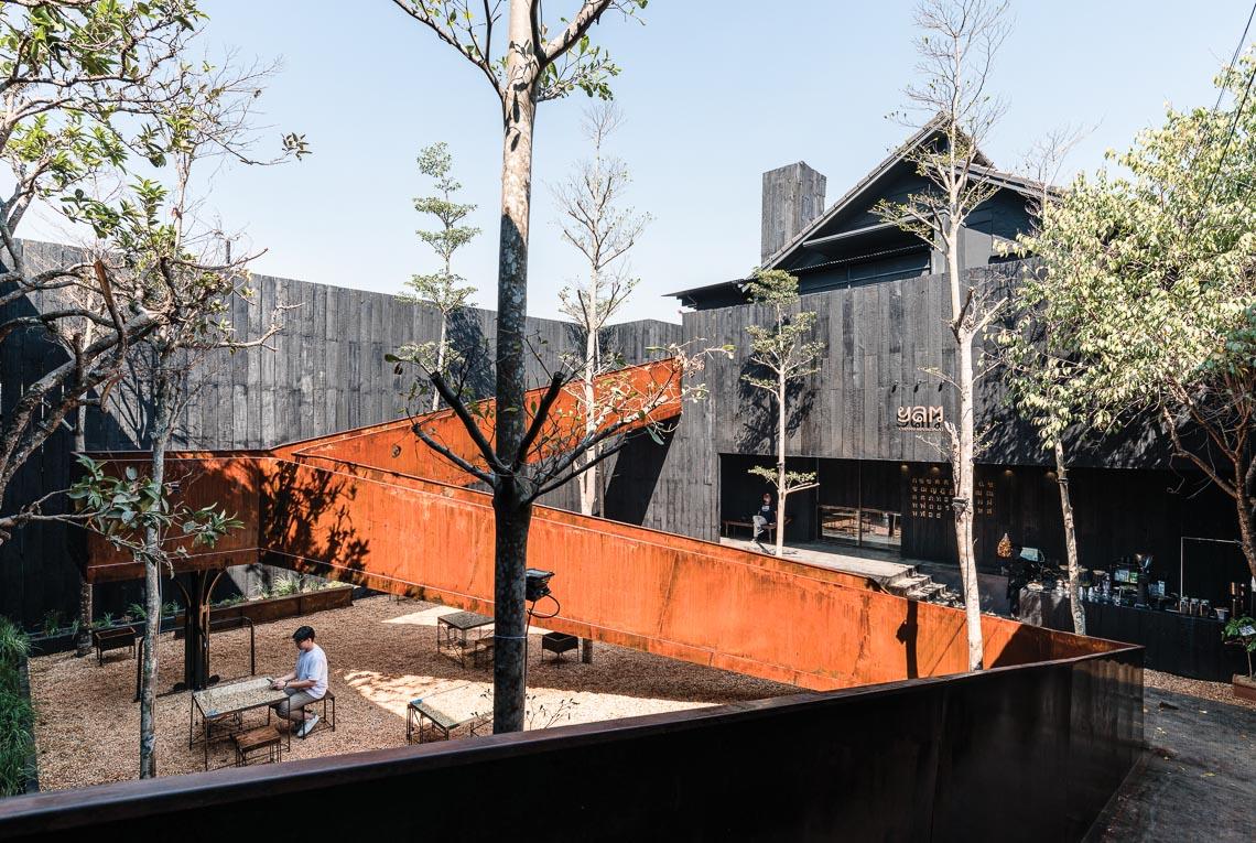 Nhà hàng Yam - Kể chuyện bằng kiến trúc-8a