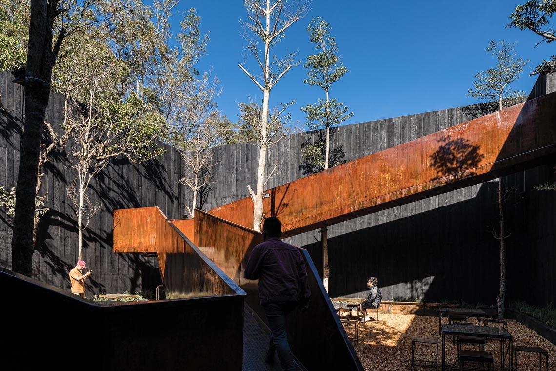 Nhà hàng Yam - Kể chuyện bằng kiến trúc-8b