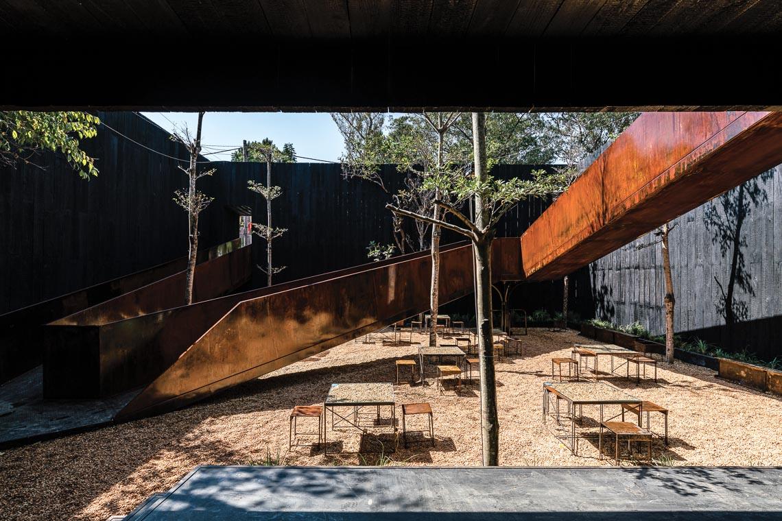 Nhà hàng Yam - Kể chuyện bằng kiến trúc-9