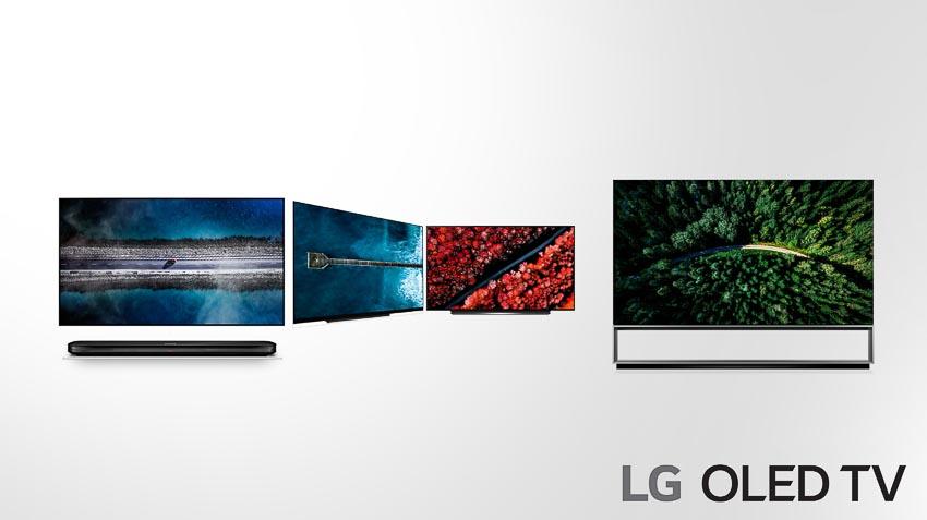 TV LG 4