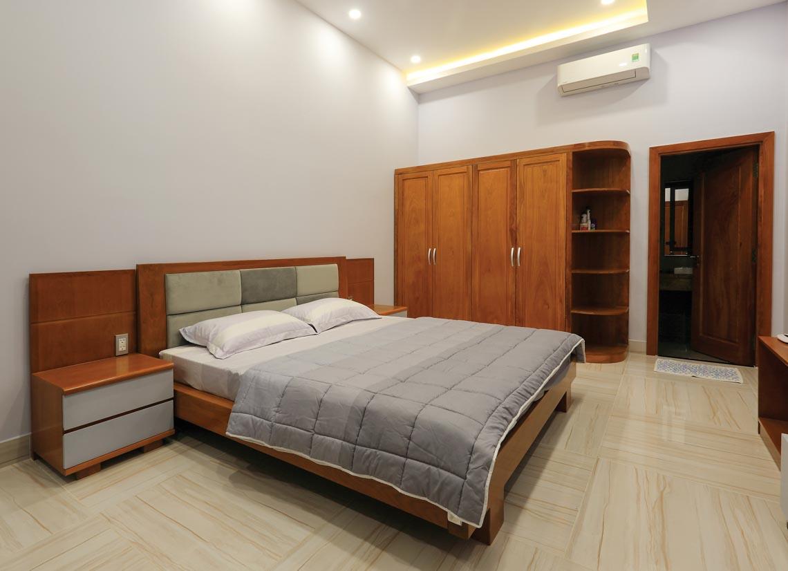 Phòng ngủ bao nhiêu là đủ an yên? -2