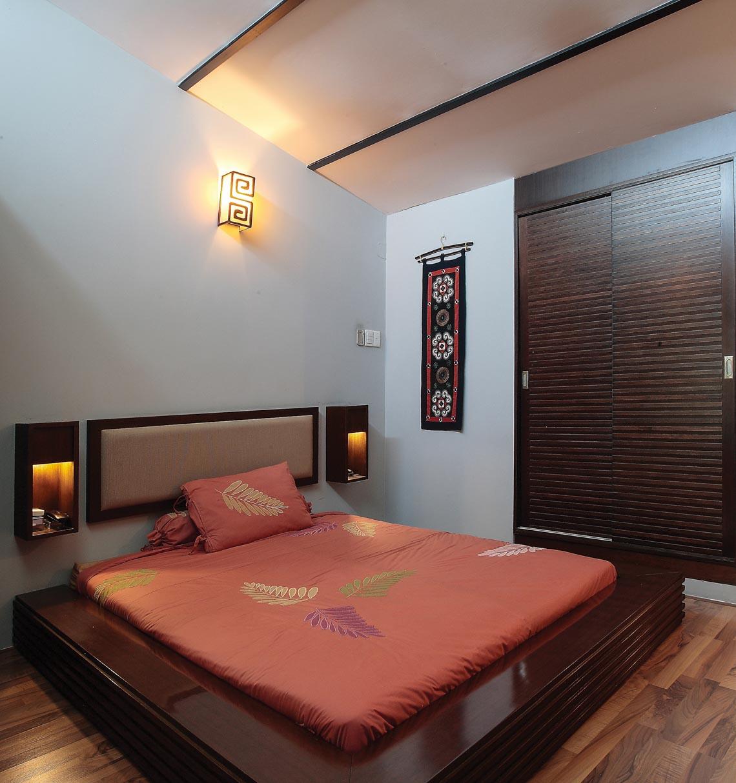 Phòng ngủ bao nhiêu là đủ an yên? -3