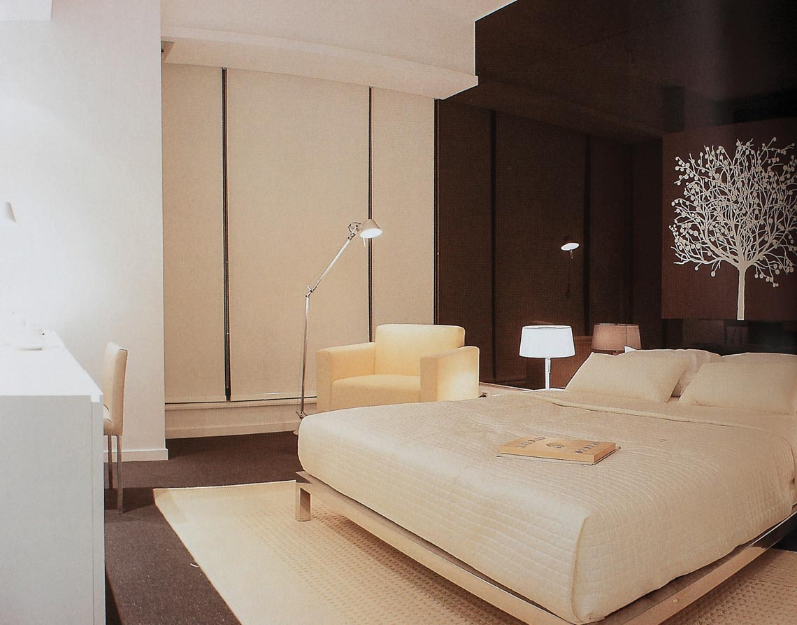 Phòng ngủ bao nhiêu là đủ an yên? -4
