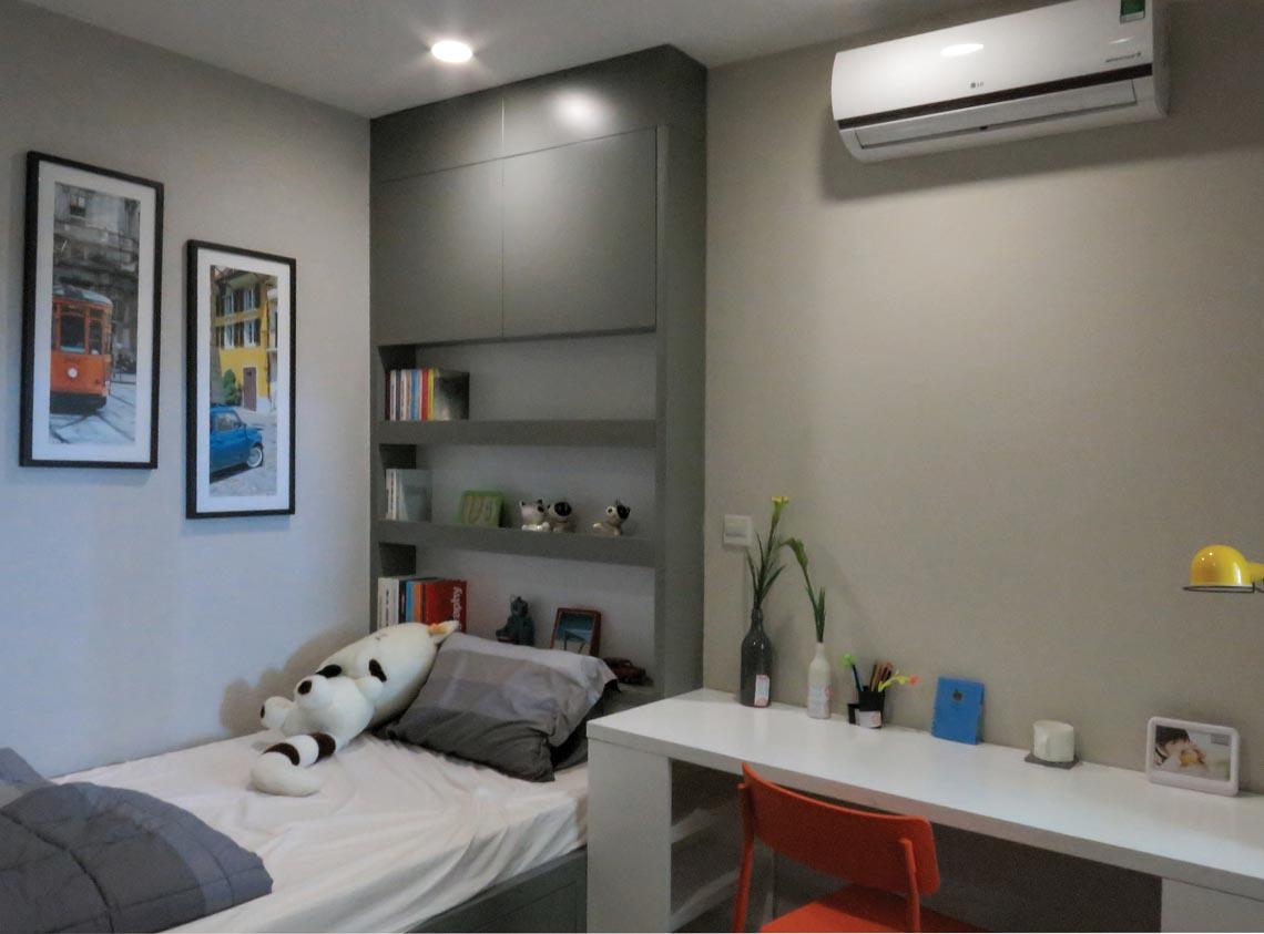 Phòng ngủ bao nhiêu là đủ an yên? -5