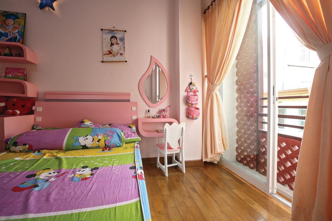 Phòng ngủ bao nhiêu là đủ an yên? -6