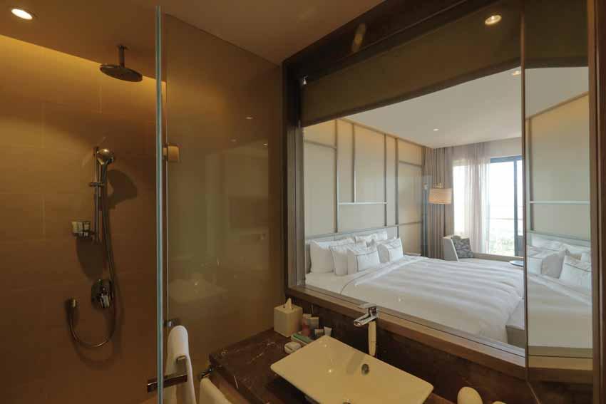 Phòng tắm hiện đại không ngại khoe -6