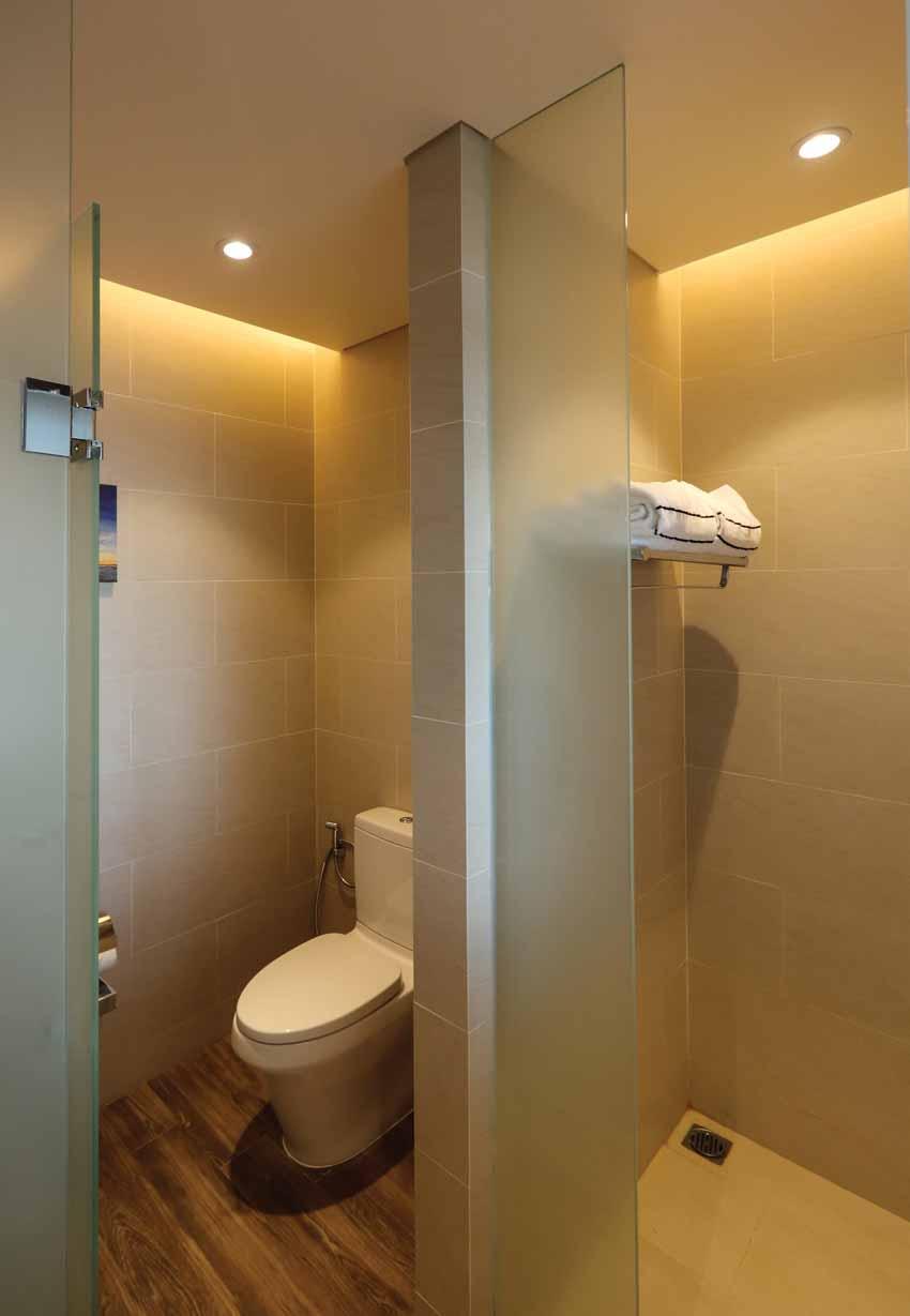 Phòng tắm hiện đại không ngại khoe -8