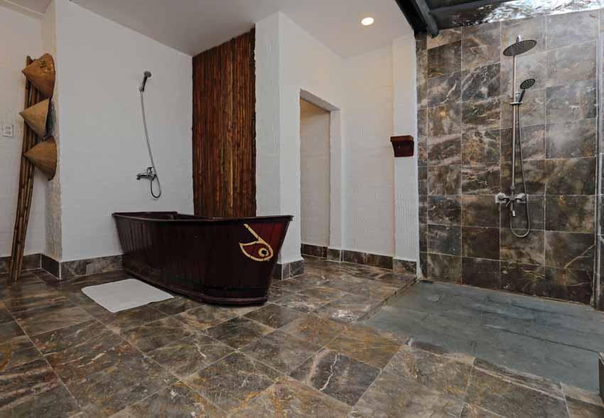 Phòng tắm hiện đại không ngại khoe -11