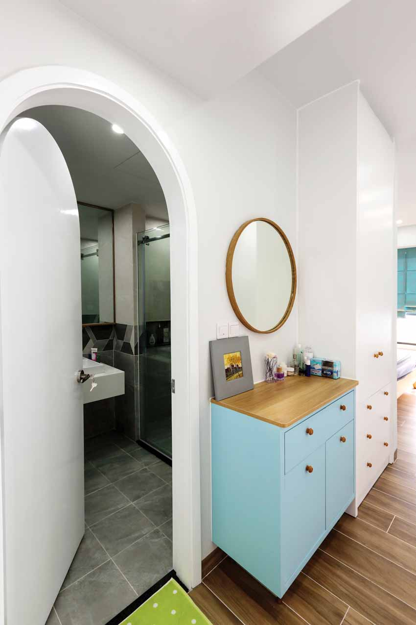 Phòng tắm hiện đại không ngại khoe -14