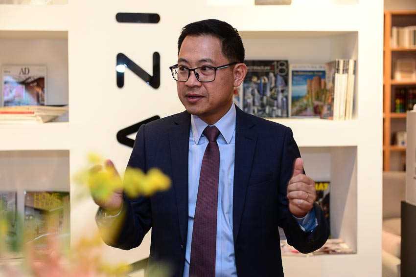 Khai trương showroom Nhà Xinh Nguyễn Văn Hưởng 1