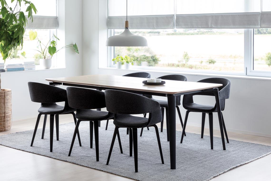 Tư vấn: Cách bố trí nội thất phòng ăn hiện đại, tiện nghi-4