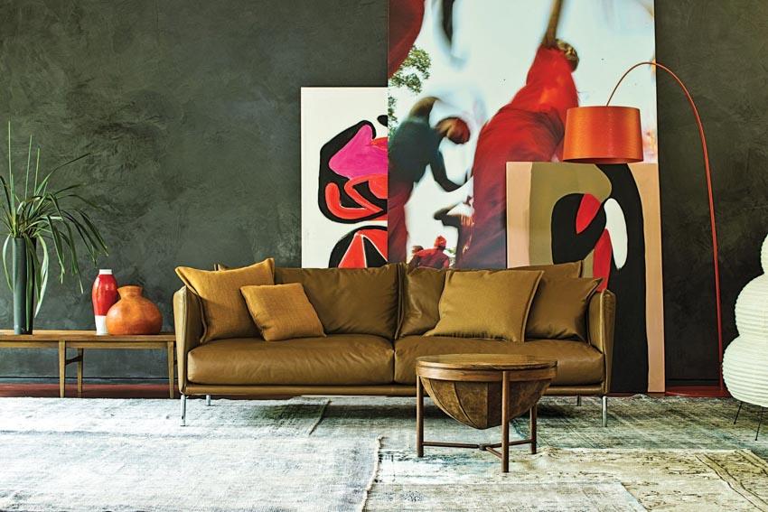 Chọn sofa cho phòng khách -2