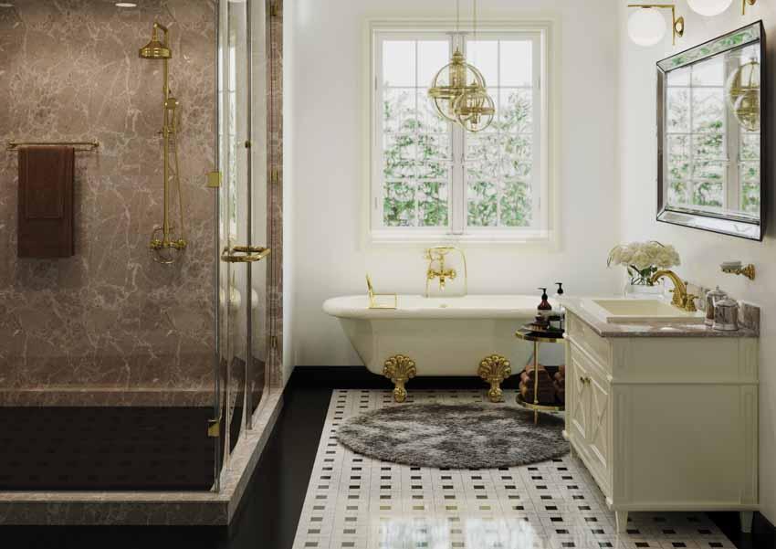 Xu hướng phòng tắm nổi bật năm 2020 -1