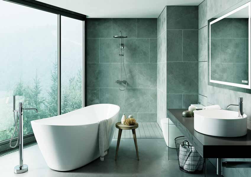 Xu hướng phòng tắm nổi bật năm 2020 -3