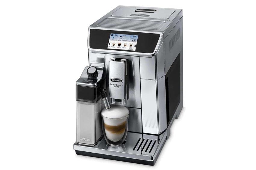 Máy pha cà phê De'Longhi PrimaDonna Elite (ECAM 650.75.MS)