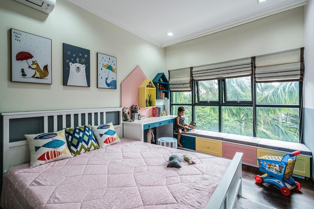 Phòng bé gái 2