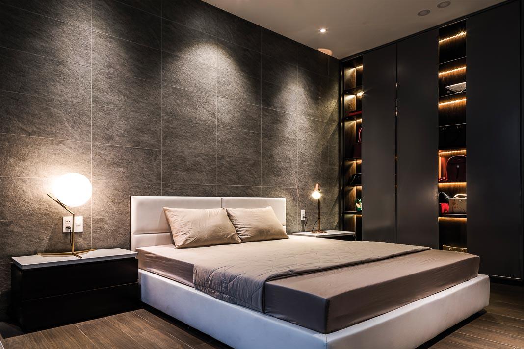 Các phòng ngủ đều tiếp cận với thiên nhiên, có thiết kế theo tinh thần tối giản nhưng vẫn đầy đủ tiện nghi, đậm tính thư giãn 2