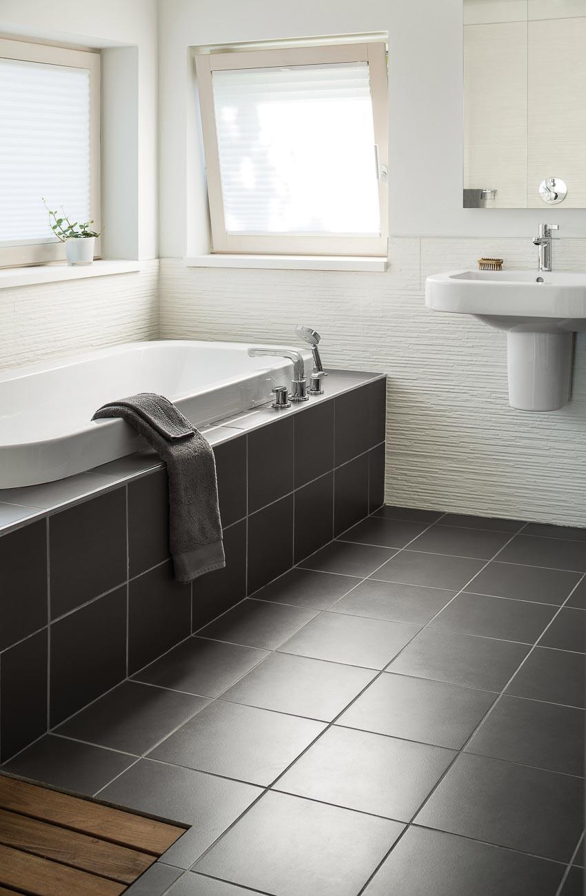 Khu tắm - vệ sinh của phòng ngủ master 1