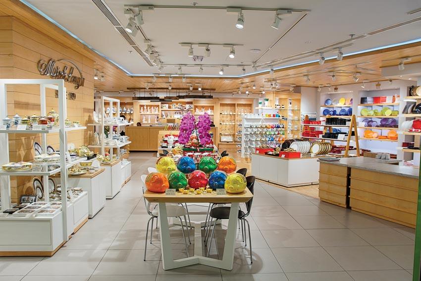 cửa hàng Qhome 1