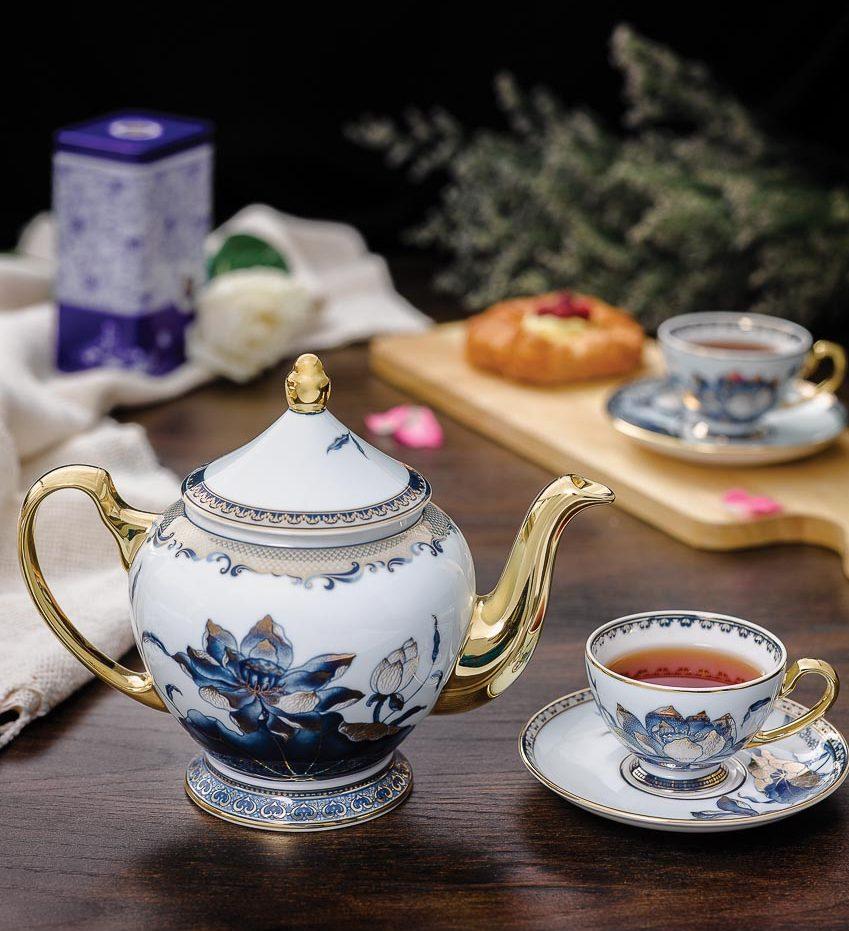 Ngoài chất lượng cao cấp, sản phẩm Minh Long luôn mang nét đẹp bản sắc truyền thống văn hóa của Việt Nam