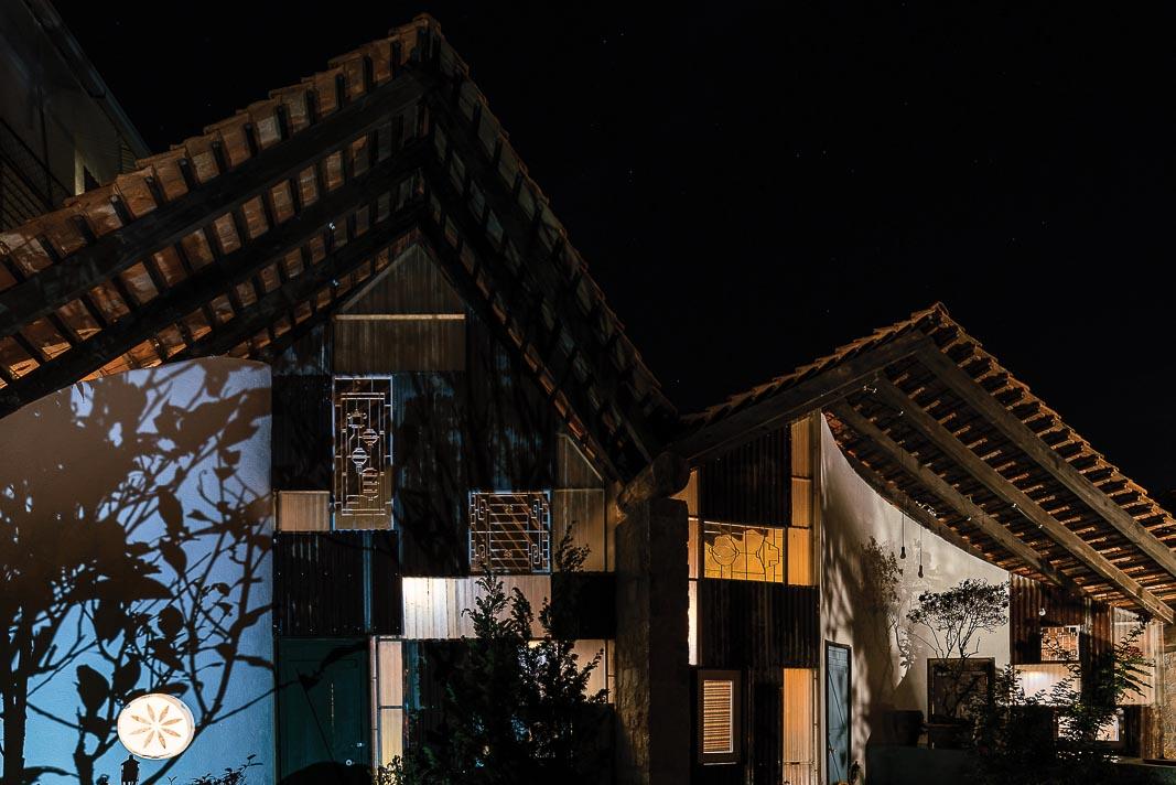 Hình ảnh tổng thể công trình với những góc nhìn khác nhau, từ trên cao và ánh sáng về đêm 3