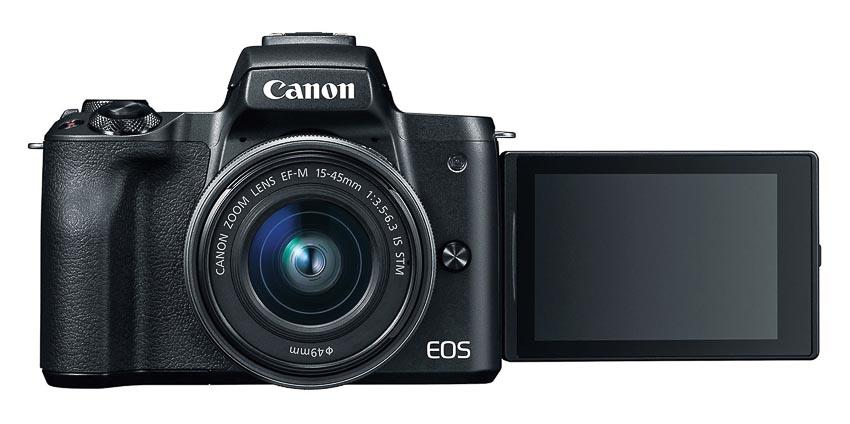Máy ảnh Canon EOS M50 Kit (EF-M15-45 IS STM)