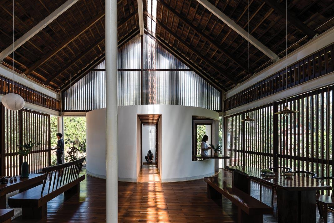 YT house - Kết nối con người và thiên nhiên 3