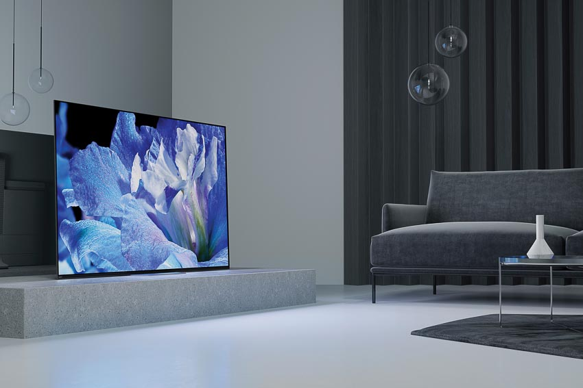 Sony OLED TV 3