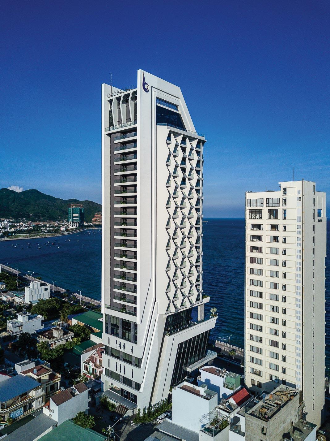 Khách sạn năm sao Boton BLueNha Trang- một dự án tiêu biểu của HML Architecture 1