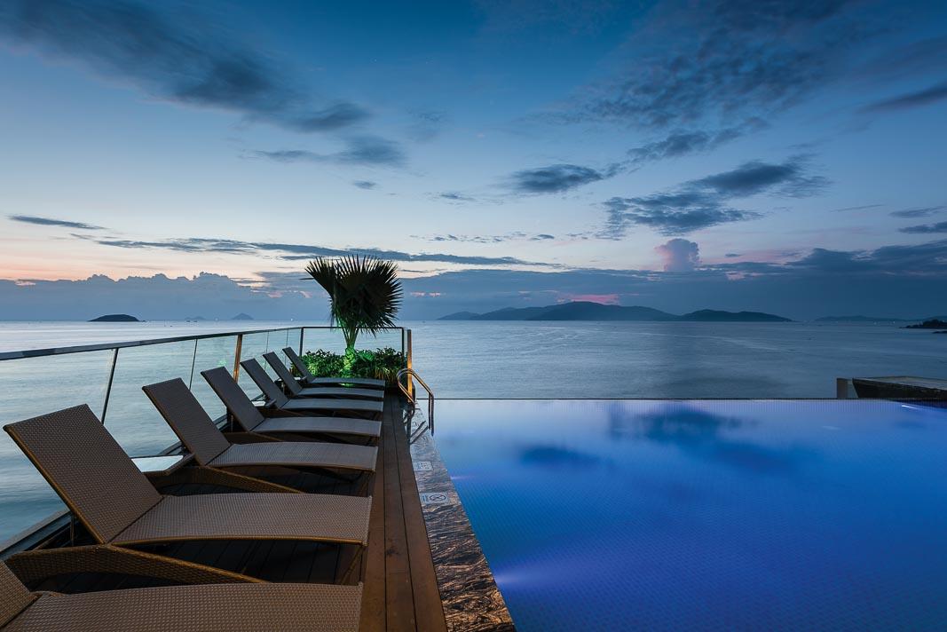 Khách sạn năm sao Boton BLueNha Trang- một dự án tiêu biểu của HML Architecture 14