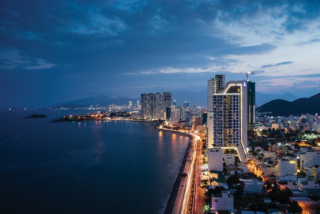 Khách sạn năm sao Boton BLueNha Trang- một dự án tiêu biểu của HML Architecture 2