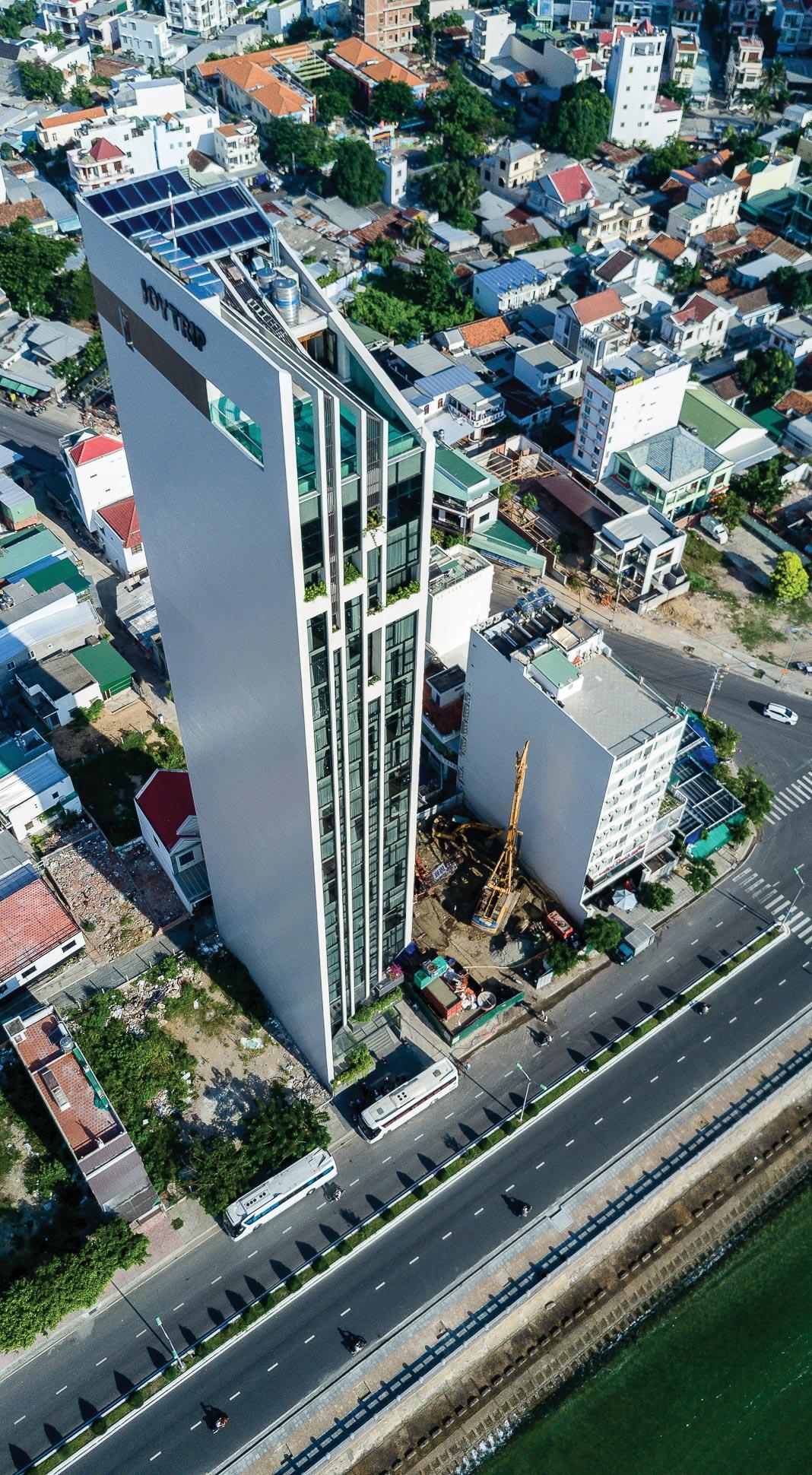 Joy Trip Nha Trang Hotel - một thiết kế vận dụng triết lý Cho và Nhận của Phật giáo do HML Architecture thực hiện 1