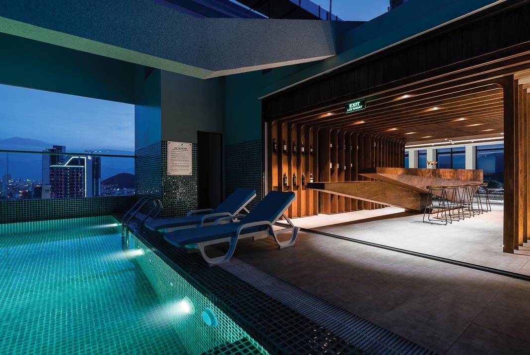 Joy Trip Nha Trang Hotel - một thiết kế vận dụng triết lý Cho và Nhận của Phật giáo do HML Architecture thực hiện 4