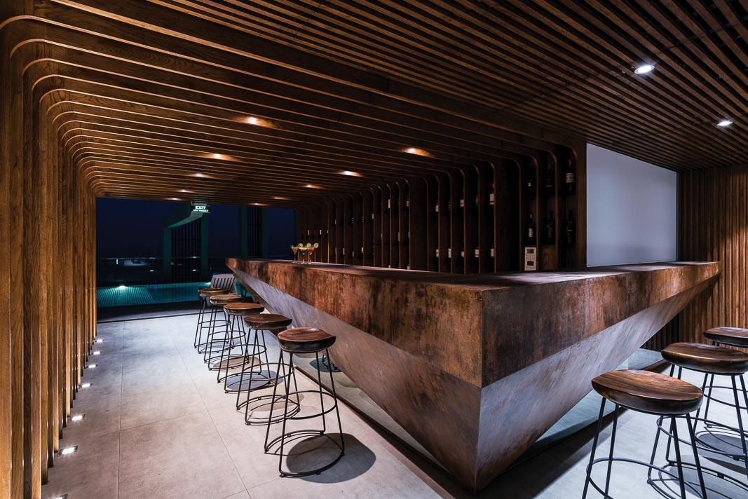 Joy Trip Nha Trang Hotel - một thiết kế vận dụng triết lý Cho và Nhận của Phật giáo do HML Architecture thực hiện 5