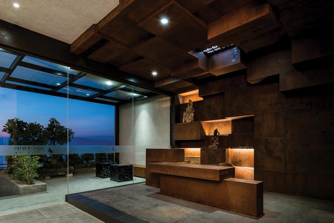 Joy Trip Nha Trang Hotel - một thiết kế vận dụng triết lý Cho và Nhận của Phật giáo do HML Architecture thực hiện 6
