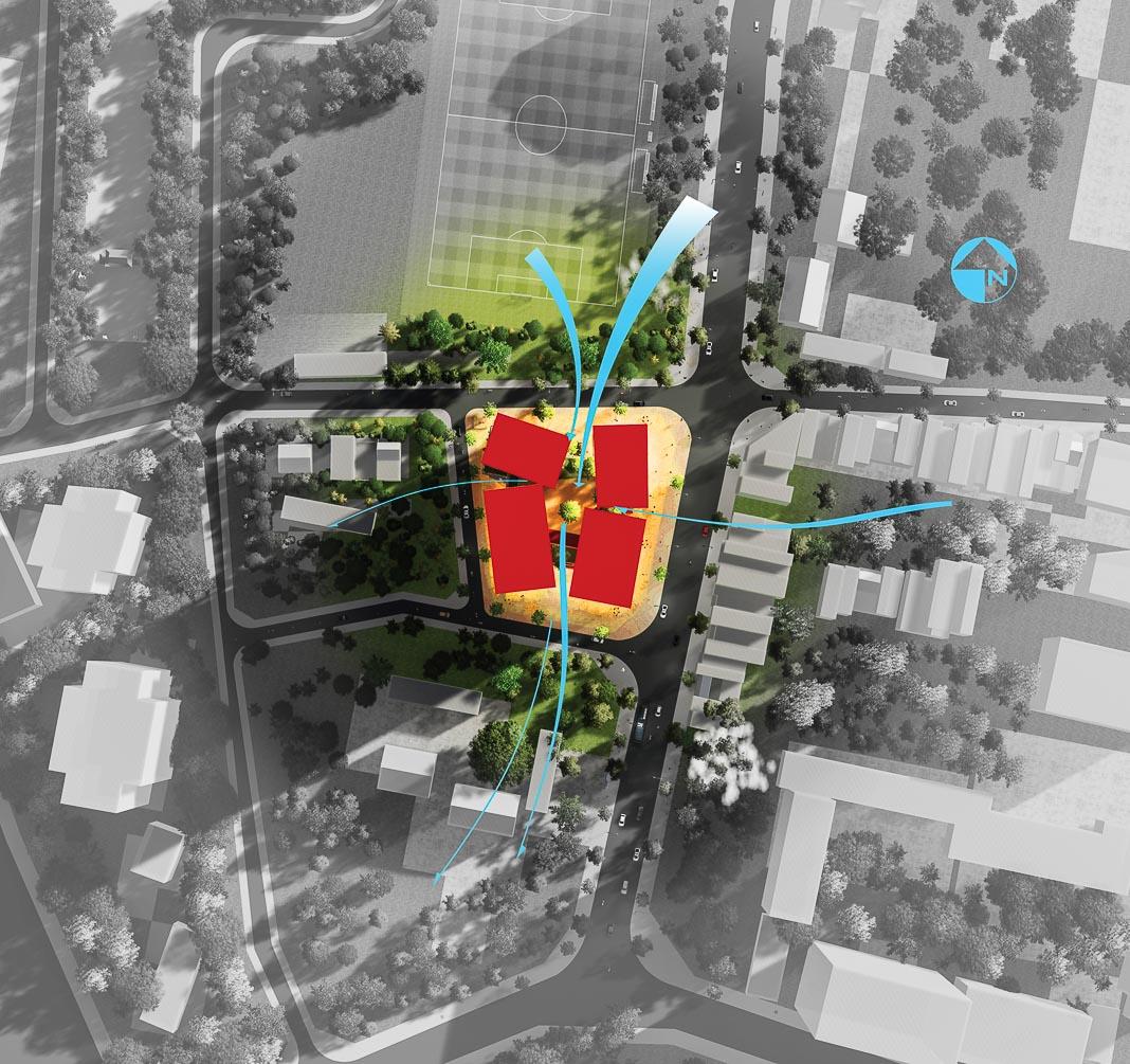 Share Tower - dự án căn hộ và văn phòng cho thuê ở Hà Nội, cũng dựa trên triết lý Cho và Nhận, đang được triển khai 1