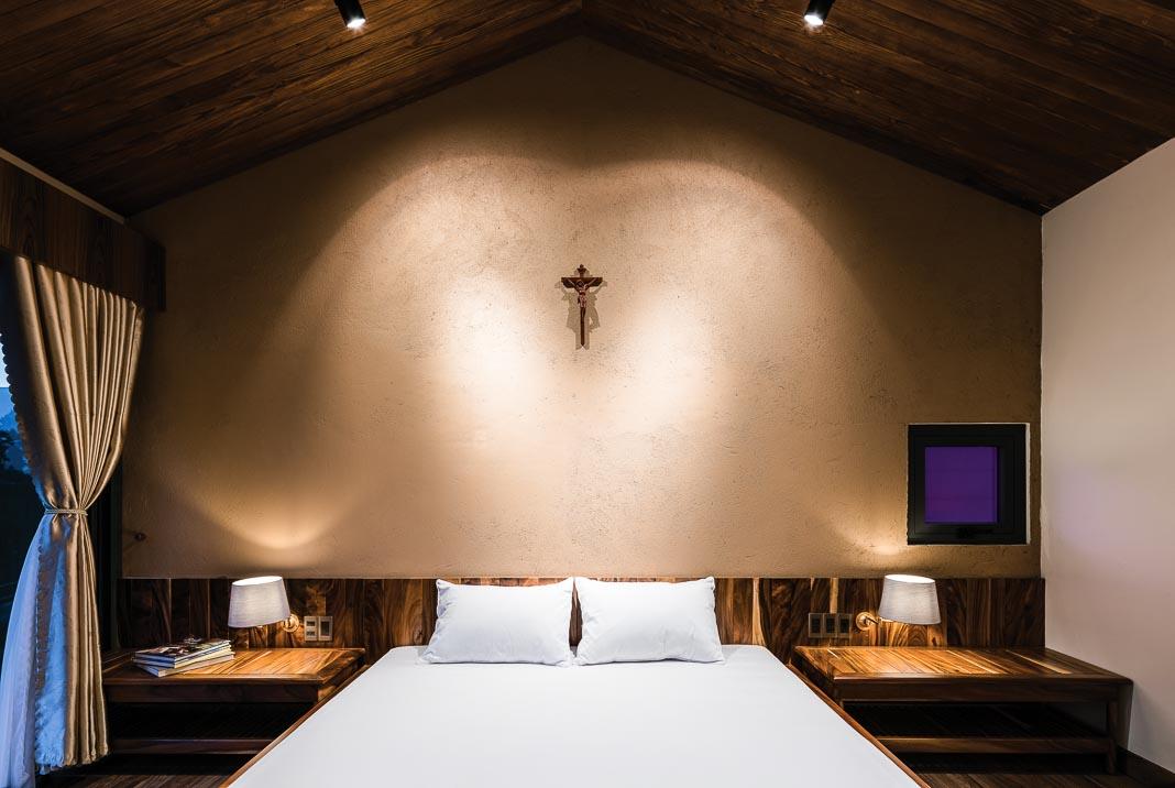 Phòng ngủ chính với các góc nhìn khác nhau 2