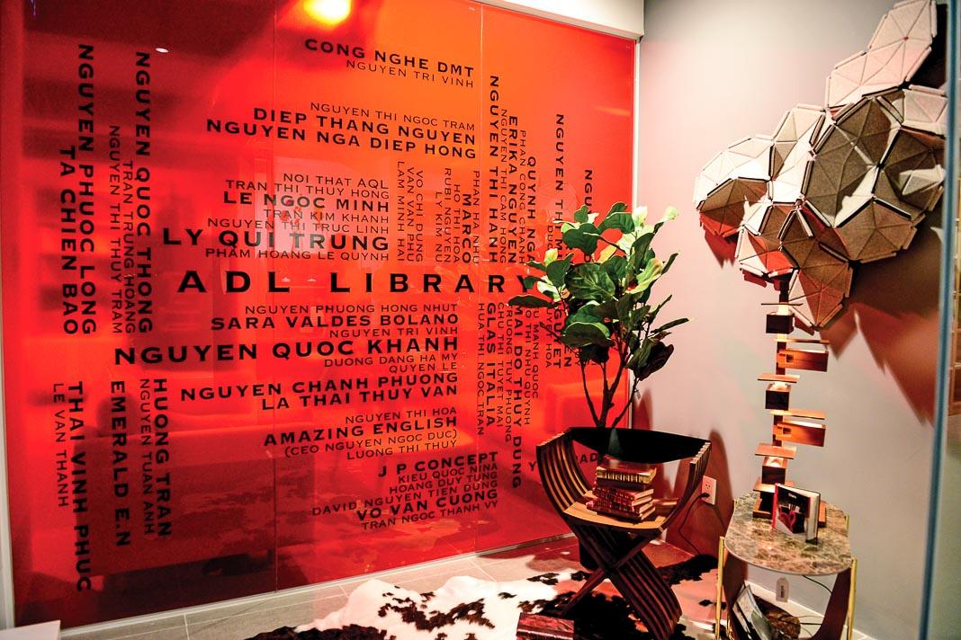 Thư viện kiến trúc và thiết kế ADL 14