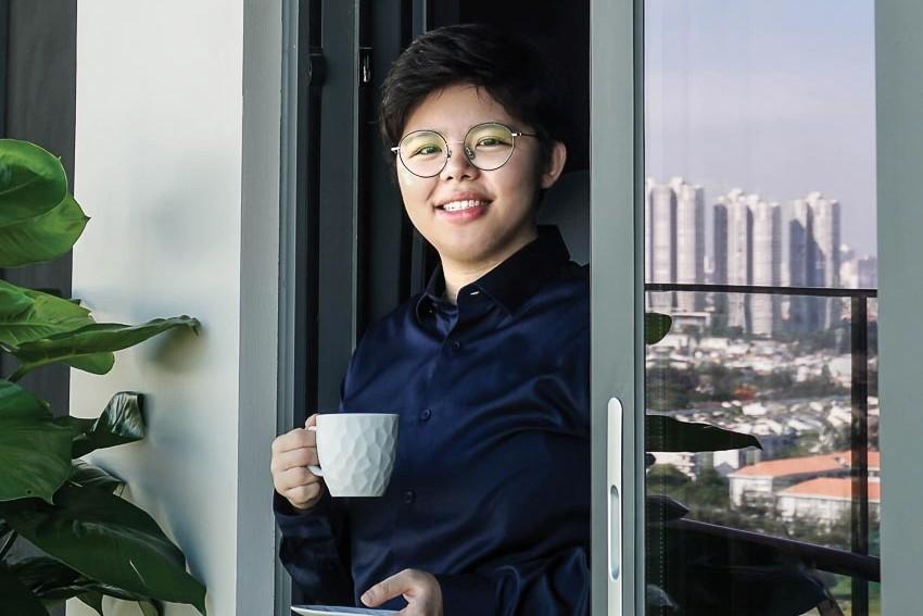 """Bà Diệp Hạ Hằng, CEO An Lập Phát: """"Muốn thành công - hãy cháy hết mình vì đam mê"""" - 1"""